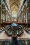 Базилика собора St Mary предположения стоковое изображение rf