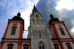 Базилика церков Стоковое Изображение RF