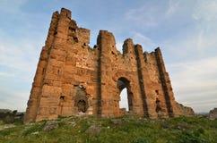 Базилика Aspendos стоковая фотография rf