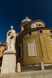 Базилика Corso al San Carlo в Риме Стоковое Фото