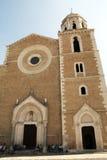 Базилика Lucera стоковое фото