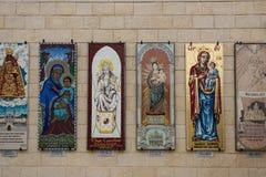 базилика nazareth аннунциации Стоковая Фотография RF