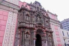 Базилика Nuestra Senora de Ла Merced Стоковое Изображение RF