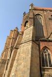 Базилика nysa St Джейкоба и Agnes стоковые изображения rf