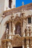 Базилика Santa Maria, Аликанте, Валенсии, Испании Стоковые Фото