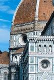 Базилика Santa Maria del Fiore в Флоренсе, Италии стоковая фотография