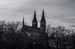 Базилика St Peter и Пола Стоковые Фото