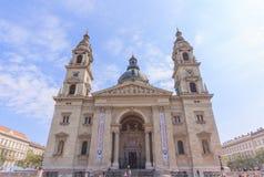 Базилика St Stephen, Будапешт, Венгрия стоковое фото