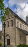 Базилика St Suitbertus, Дюссельдорф, Германия Стоковая Фотография