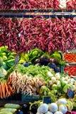 Бакалея на рынке стоковые фото