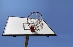 Бакборт баскетбола Стоковое Изображение