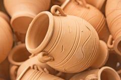 баки глины предпосылки Стоковое Изображение RF
