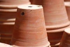 баки глины Стоковая Фотография RF