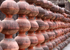 баки глины Стоковые Изображения RF