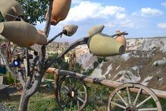 Баки и кувшины стоковая фотография rf