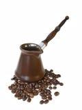 Баки кофе Стоковые Изображения