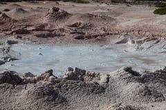 Баки краски фонтана Стоковое фото RF