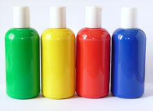 Баки краски Стоковое Изображение RF