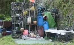 баки отметки омара bouys Стоковое Фото