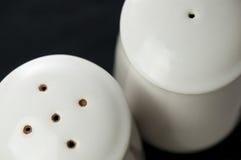 Баки соли и перца Стоковое Фото
