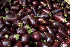 баклажаны aubergines Стоковое фото RF