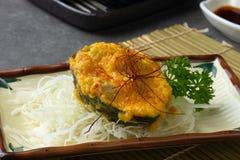 Баклажан и трюфеля авокадоа стоковая фотография rf