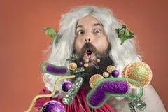 Бактерии Зевса бога Стоковое Изображение RF