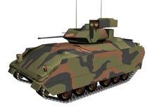 бак армии иллюстрация вектора