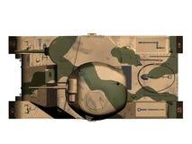 бак армии иллюстрация штока