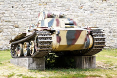 Бак Второй Мировой Войны Стоковое фото RF