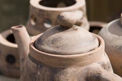 бак глины Стоковое фото RF