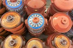 бак глины Стоковая Фотография RF