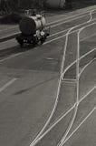 бак железной дороги автомобиля Стоковые Изображения