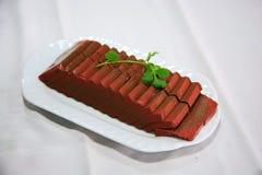 Бак китайской еды горячий - материалы еды стоковая фотография