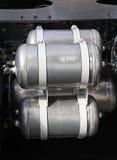 Бак компрессора воздуха Стоковая Фотография