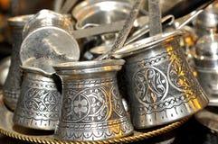 бак кофе традиционный Стоковое Изображение