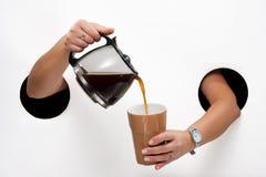 Бак кофе Стоковые Изображения