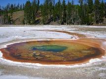 бак краски фонтана стоковые изображения rf