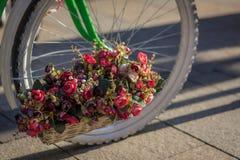 Бак на колесах Стоковая Фотография