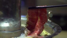 Бак традиционного стиля Пекин китайский горячий с в форме донут латунным баком видеоматериал