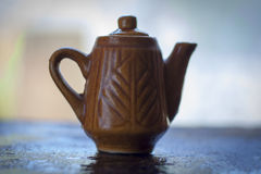 Бак чая Стоковое фото RF