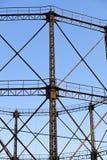 Бак для хранения в регулируемой газовой среде Стоковые Изображения RF