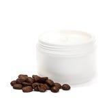 бак cream стороны moisturizing Стоковая Фотография RF