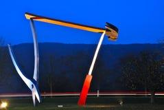балансируя музей конструкции оборудует vitra Стоковая Фотография