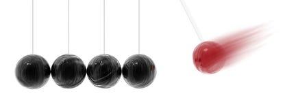 балансируя шарики Стоковые Изображения RF