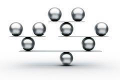 баланс Стоковое фото RF
