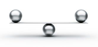 баланс Стоковые Изображения RF