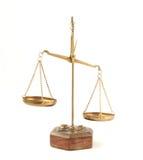 баланс Стоковое Изображение