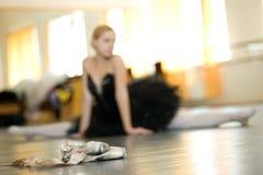 балерина ослабляет Стоковое Фото