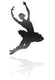 балерина бесплатная иллюстрация